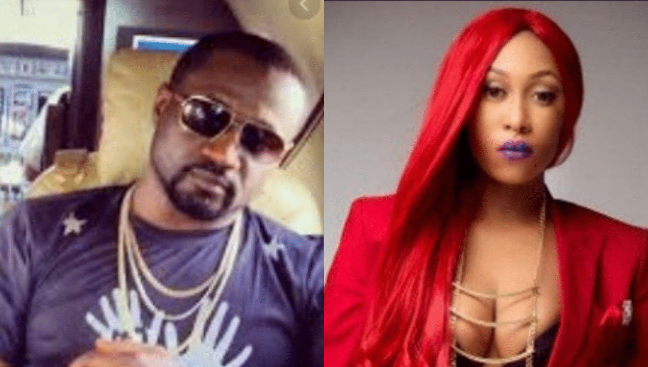 "Photo of ""You will suffer for your evil ways"", Cynthia Morgan rains curses on Jude Okoye"