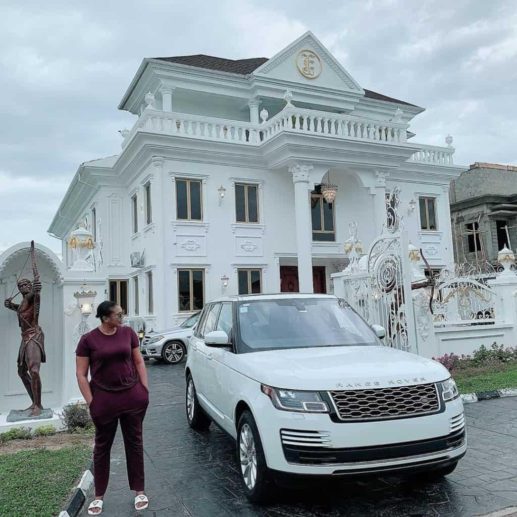 ehi ogbegbor mansion
