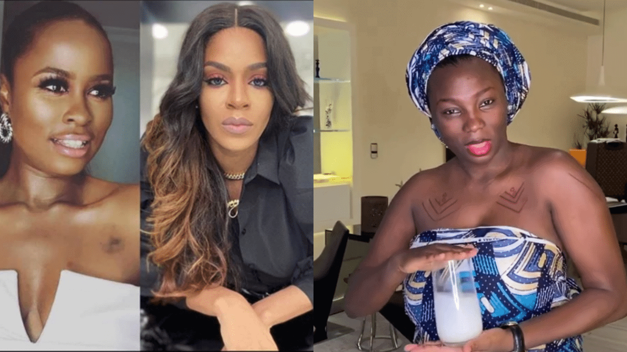 Photo of Jaruma narrates how BBNaija's Ella lavished the 1.5million naira she gave her in a day