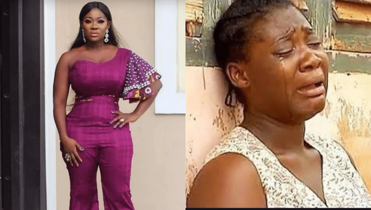 Photo of Mercy Johnson the witch, her reckless s3x life and the many lies told against her