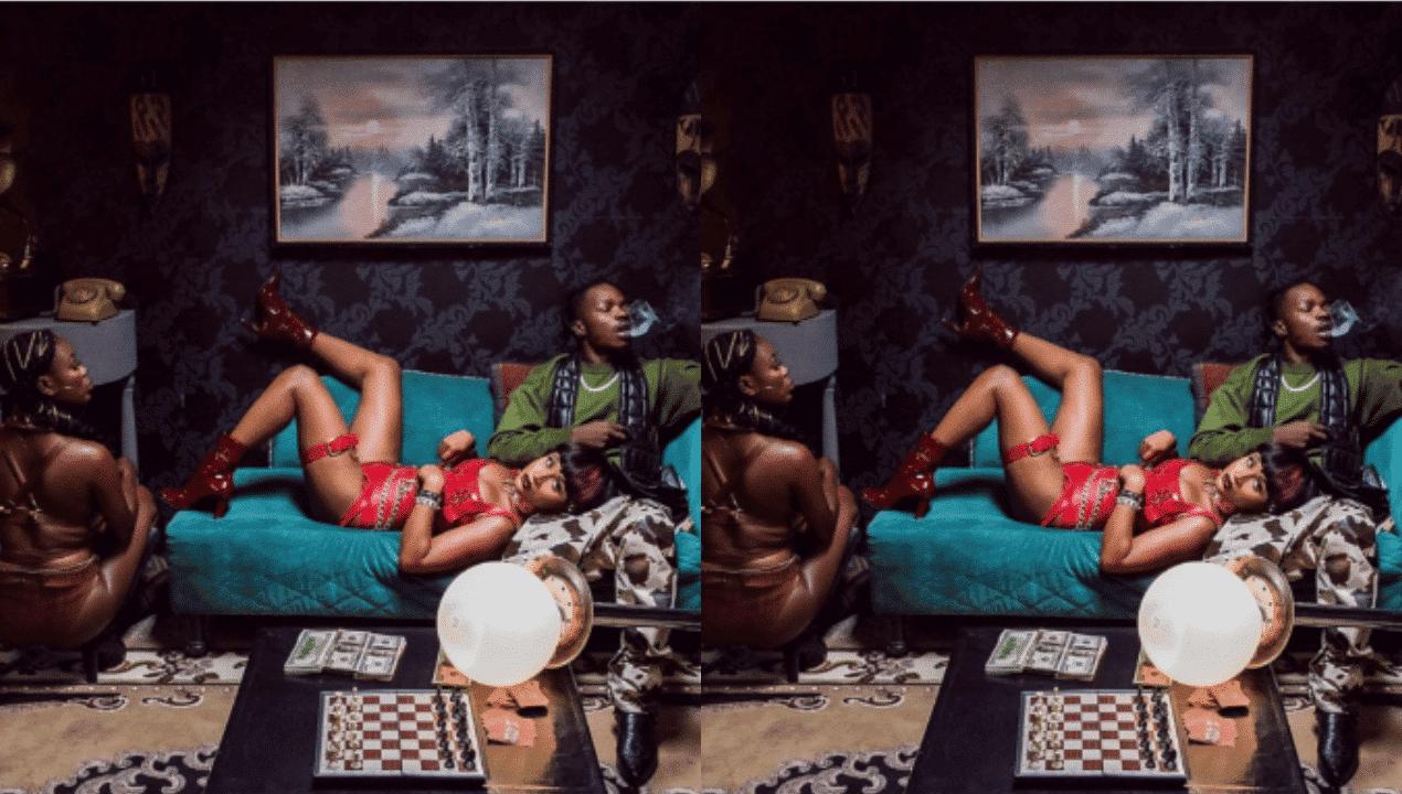 Photo of Video & Lyrics: Naira Marley – As E Dey Go