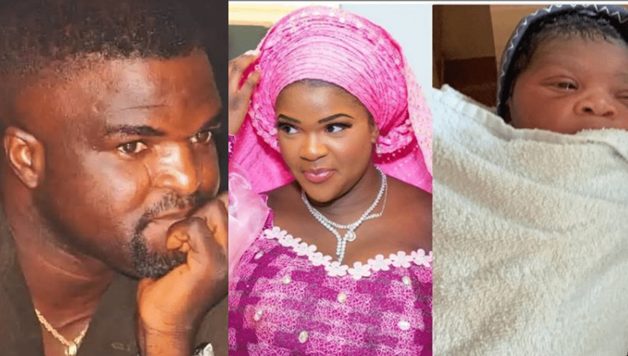 Photo of Adeniyi Johnson, Niniola, others react as fuji star, Obesere welcomes a grand child