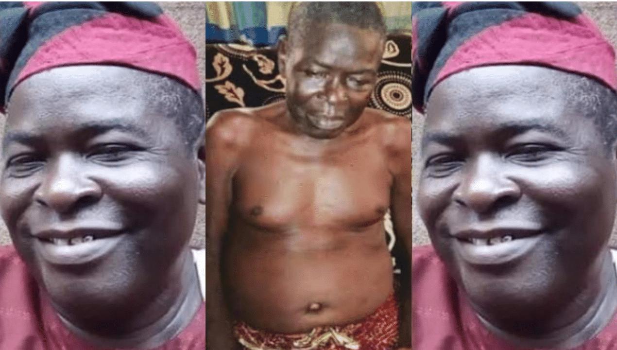 Ogun Majek is dead
