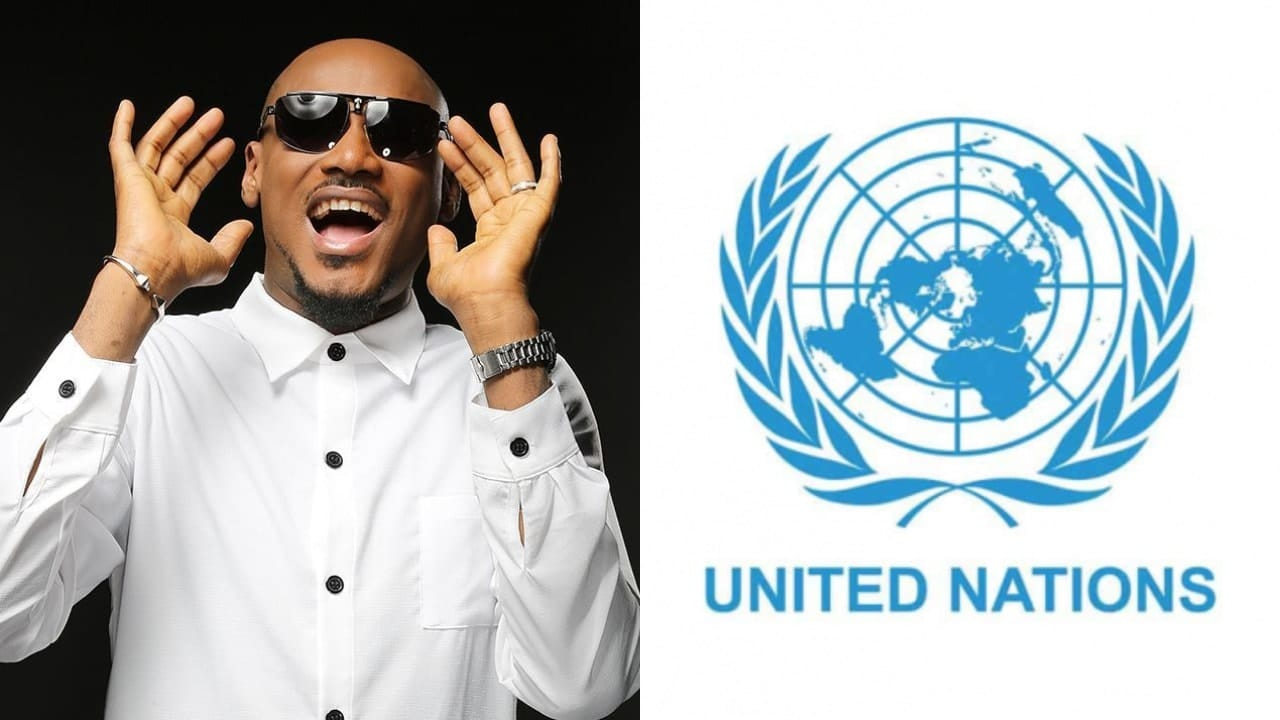 United Nations honours 2face Idibia