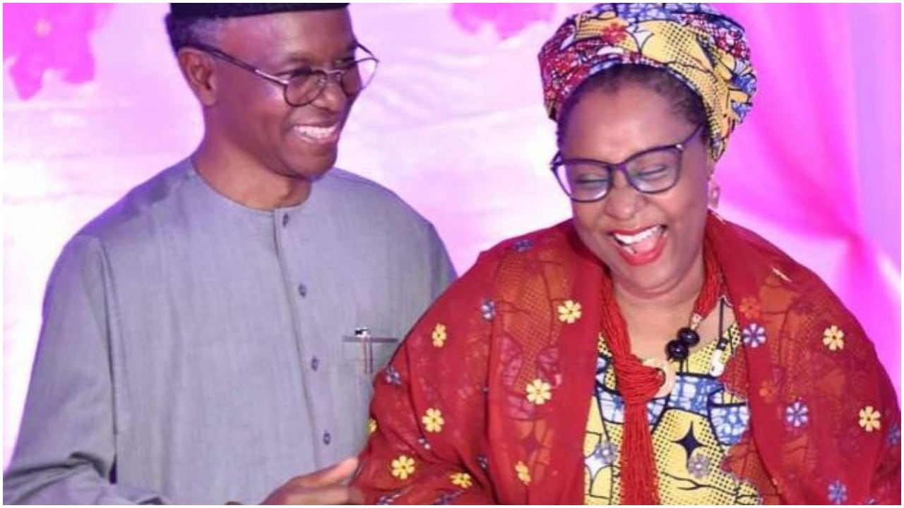 Photo of Commotion as El-Rufai's wife Shares boyfriend's photo