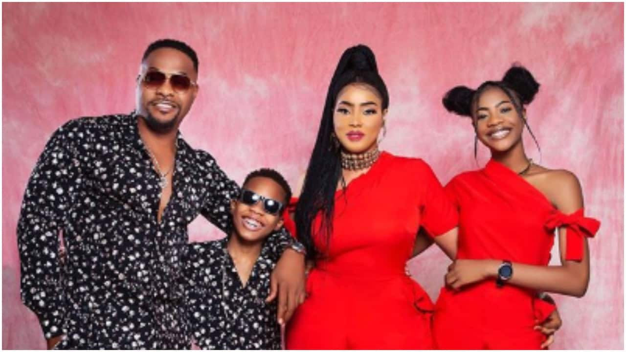 Photo of Sola Sobowale, Iyabo Ojo, others react as Bolanle Ninolowo releases new family portrait