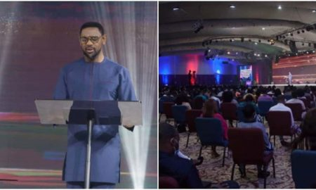 COZA reopens church after 2months covid-19 lockdown ban