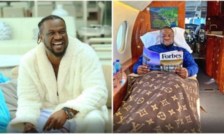 Paul of Psquare and Hushpuppi