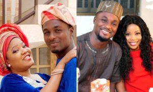 Niyi Johnson celebrates Seyi Edun