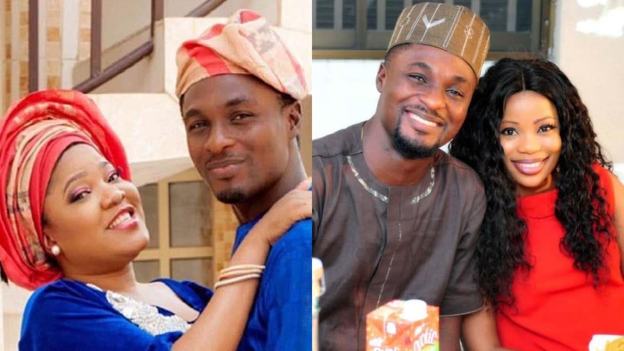 Niyi Johnson celebrates Seyi Edun
