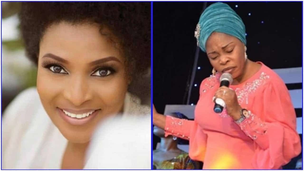 "Photo of ""It came while taking my bath…"" Tope Alabi on composing Ibidun Ighodalo's tribute song (Video)"