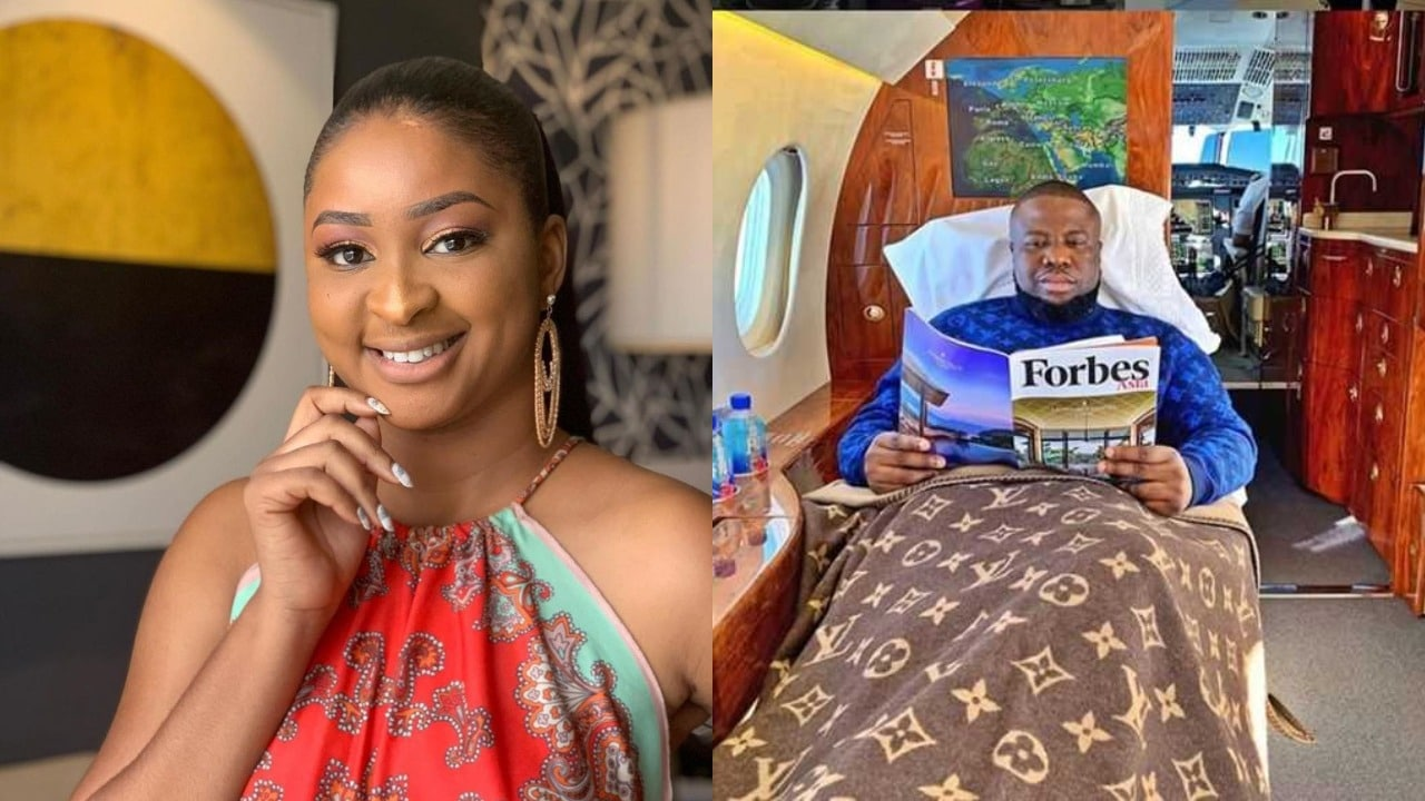 Photo of Hushpuppi: Why I said Fraudsters girlfriends should be arrested too – Etinosa  Idemudia