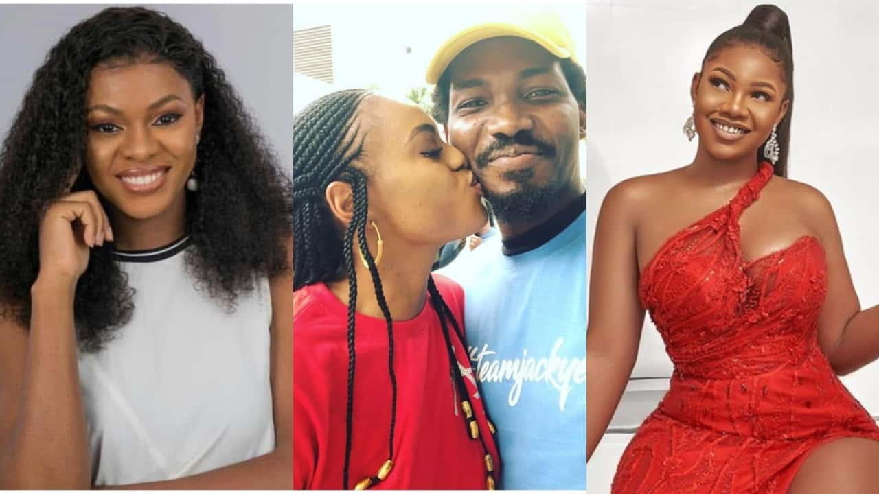Photo of BBNaija: Conflict arises as Jackye's ex boyfriend, Lami shows support for Tacha