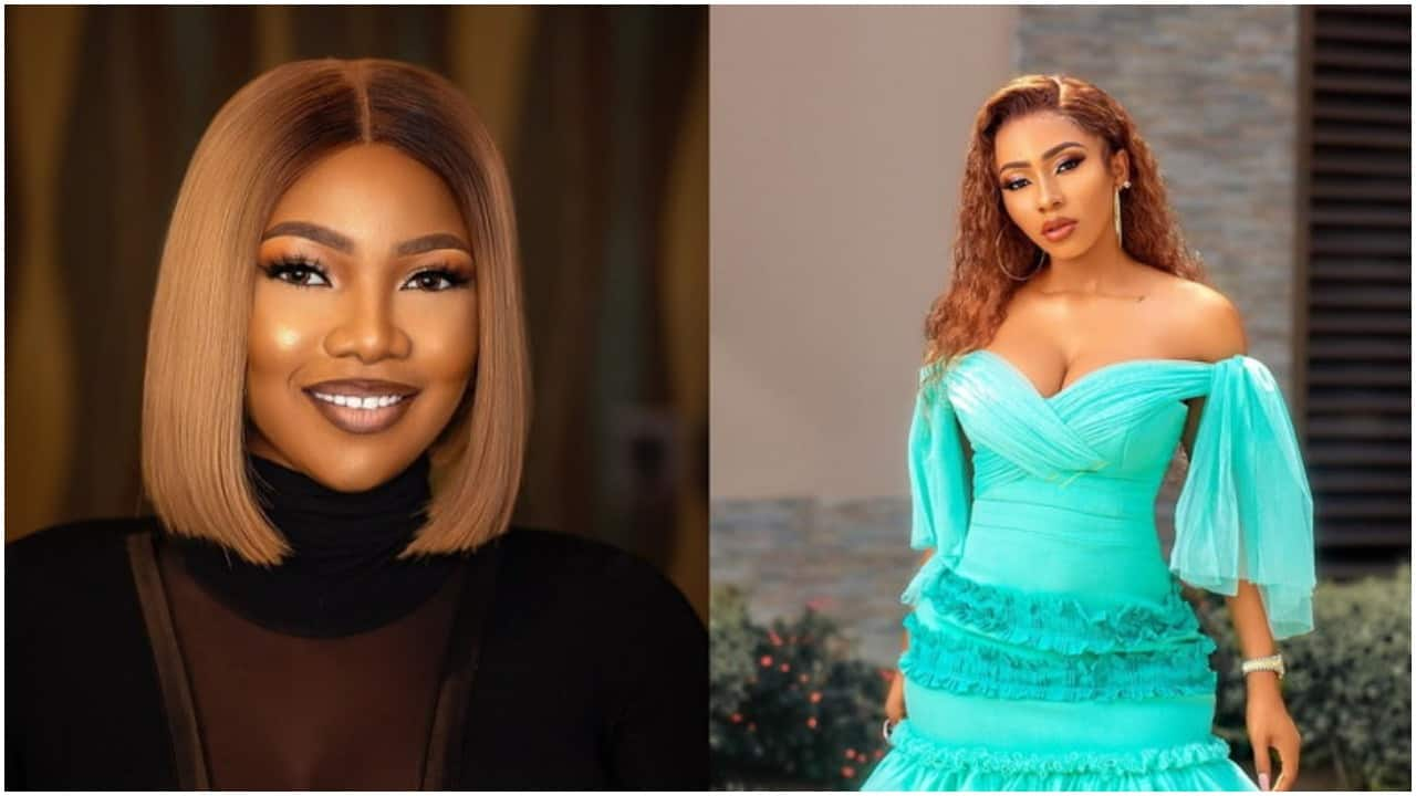 Photo of Nigerians mock Tacha for lying that her publicist shades Mercy with her social media accounts and not her