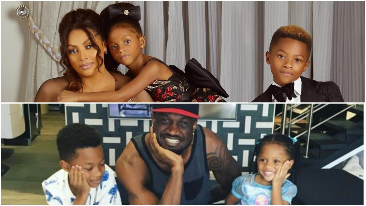 Peter Okoye and family test positive for covid-19