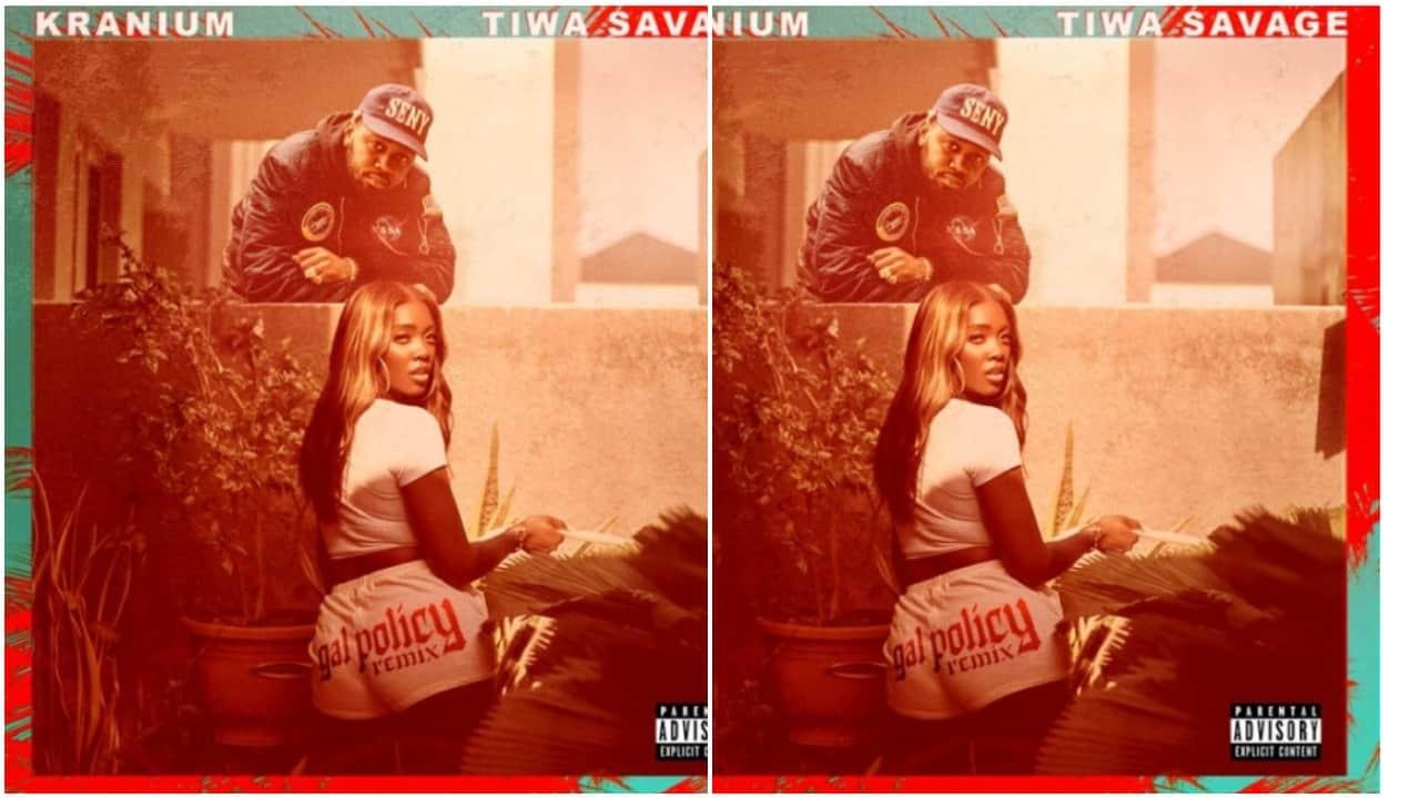 Photo of Music: Kranium feat. Tiwa Savage — Gal Policy (Remix)