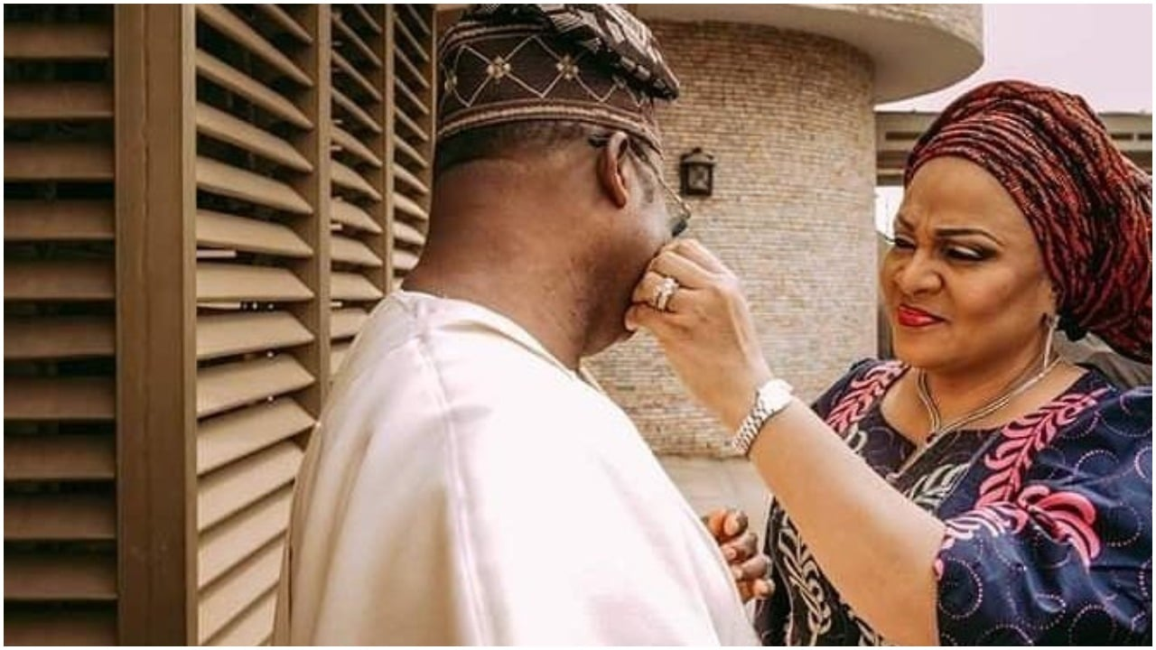 """Photo of """"Everybody is going to die…"""" Ajimobi's Wife attacks Gov Seyi Makinde and Oyo state"""