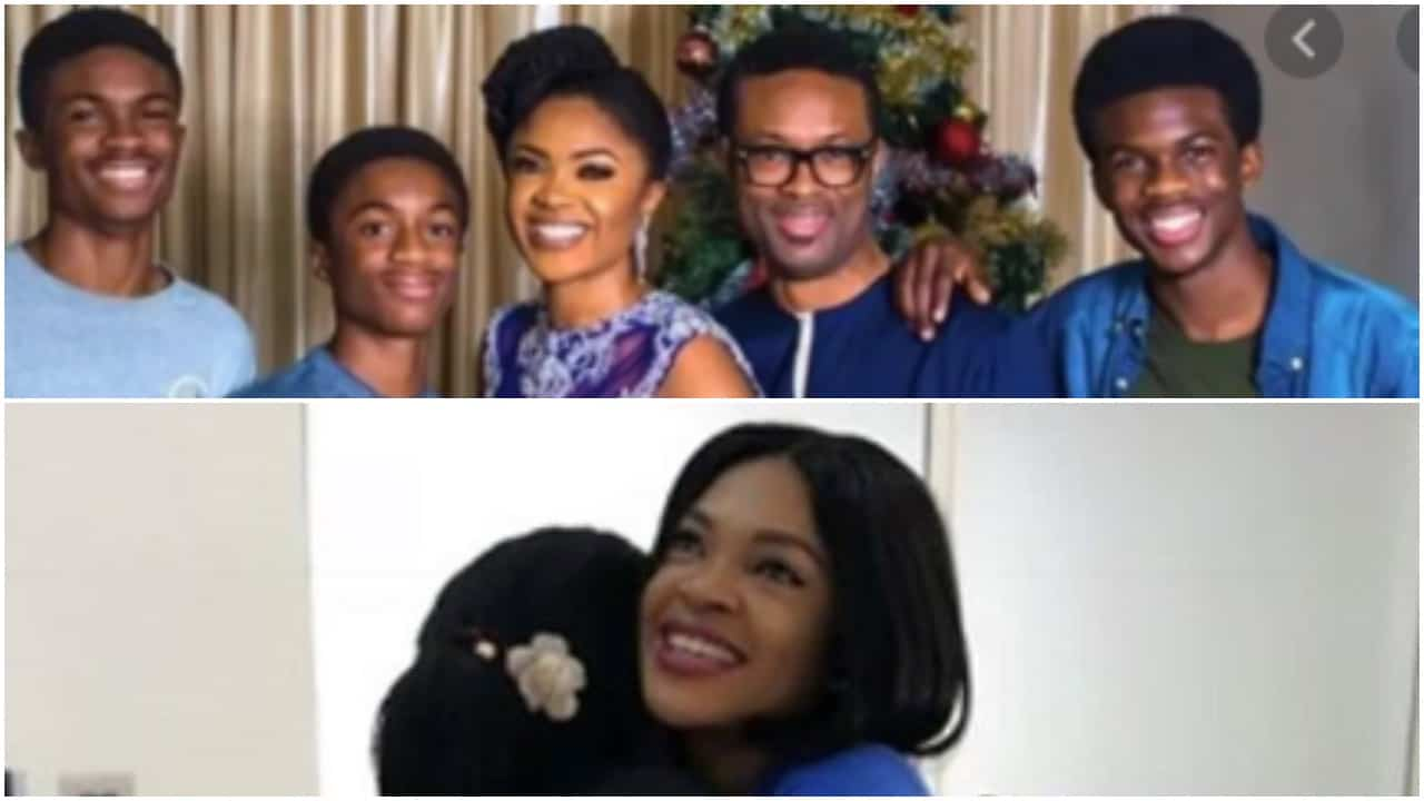 Photo of Ibidun Ighodalo wanted to help me have a baby girl – Omoni Oboli