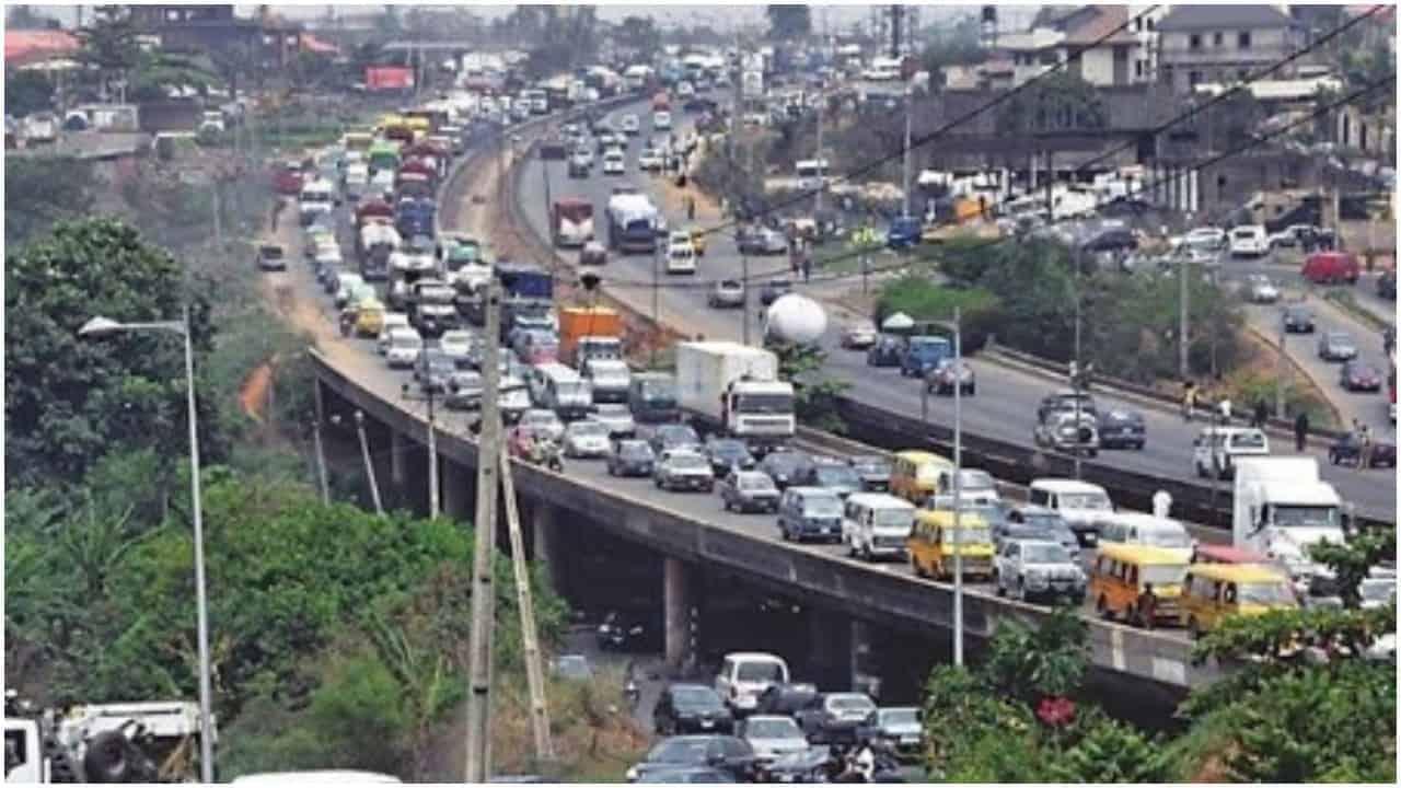 Gridlock as three fuel tankers explode on Lagos-Ibadan Expressway