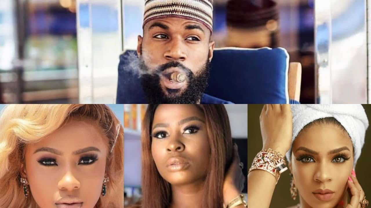 Photo of BBNaija: Mike Edwards condemns Mercy and Venita for calling Ella a beggar and making her cry on TV