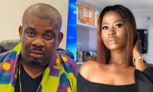 Ella gives reason why she can't work with Don Jazzy