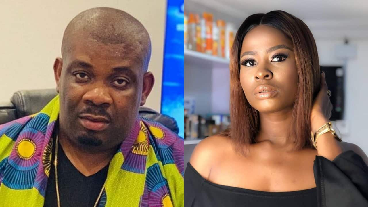 Photo of BBNaija ex housemate, Ella gives shocking reason why she can never work with Don Jazzy | Details
