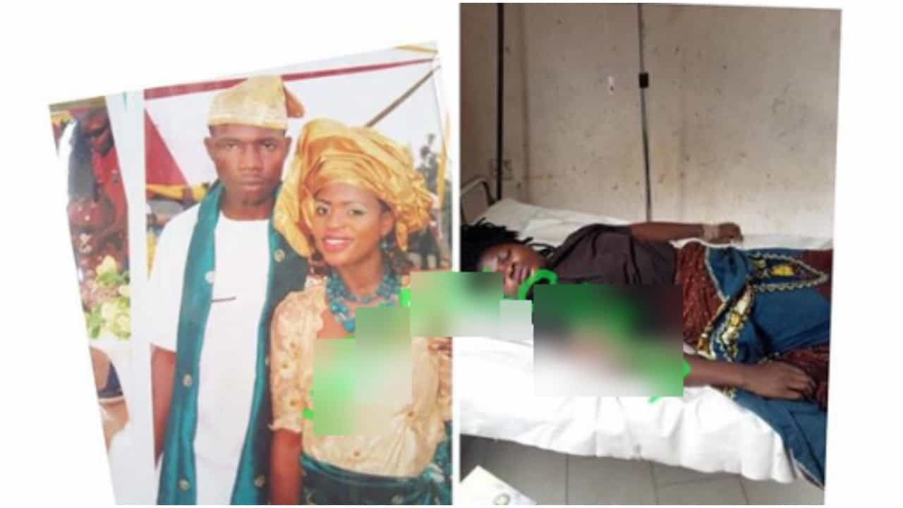 Photo of Husband beats wife to coma, threatens to beat her again once she regains consciousness | Details