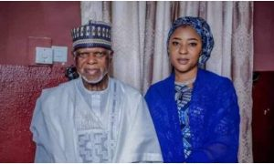 Comptroller General of Nigeria Customs Service, Hameed Ali
