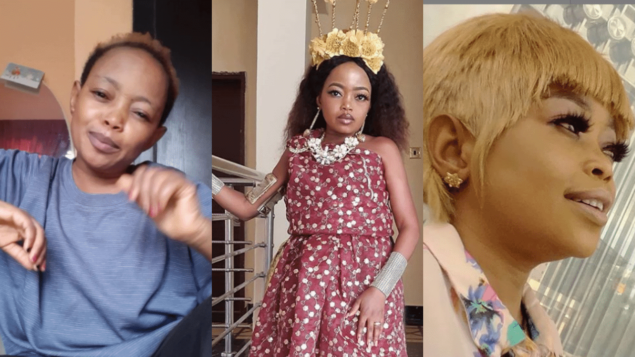 Photo of 6 times Nollywood's little woman, Mary 'miss koi koi' dazzled us with her Instagram photos