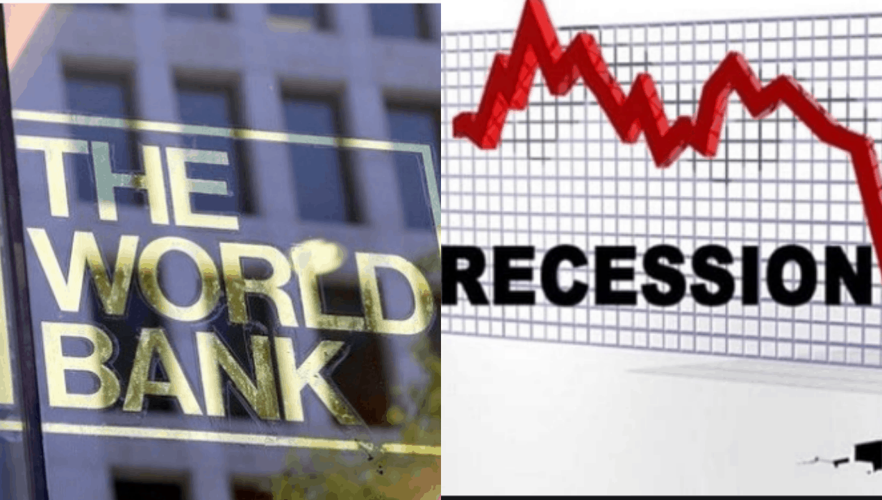 Photo of Nigeria to face worst recession  since the 1980's – World Bank