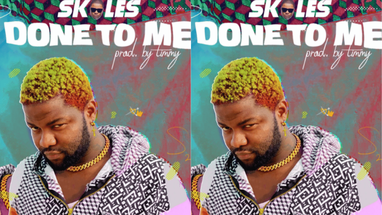 Download MP3: Skales – Done to Me