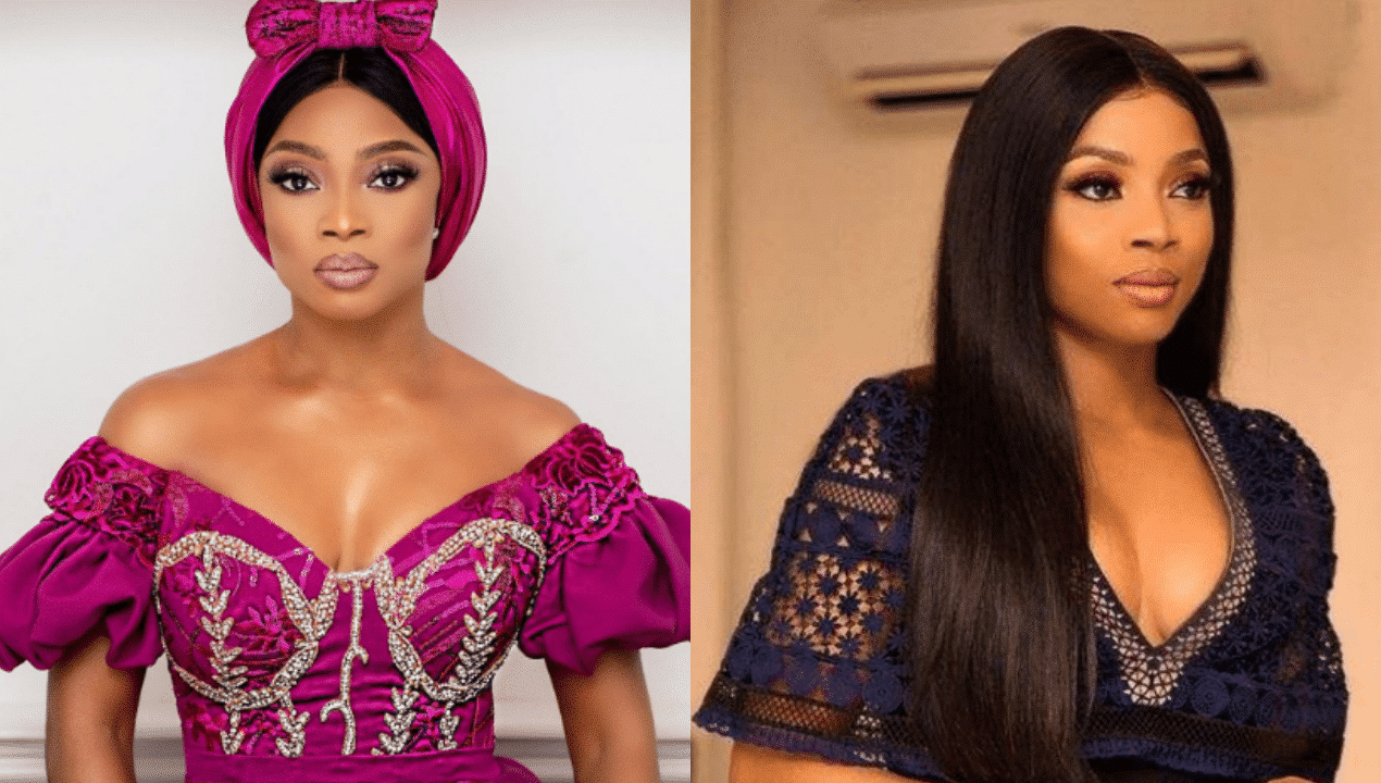 Photo of Toke Makinwa opens up on reports that her Banana Island mansion was taken over by AMCON
