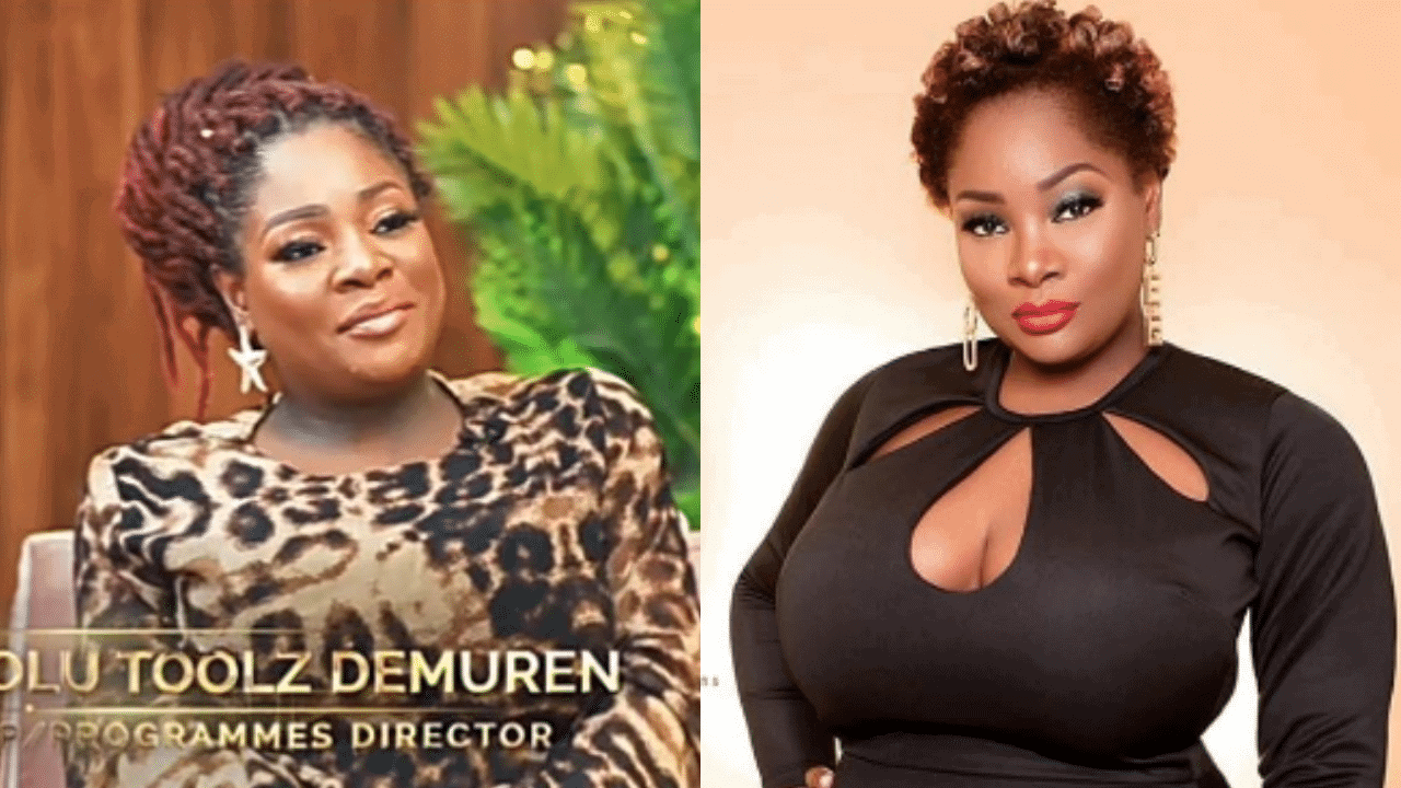 Photo of Crazy woman, no shame at all – Toolz slams Diezani over  her comment on Yahoo boys