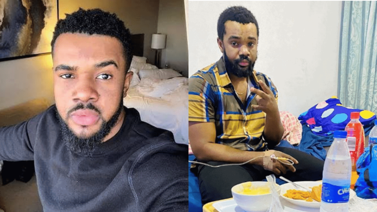 Photo of Williams Uchemba shares his Yahoo Yahoo days story (Watch)