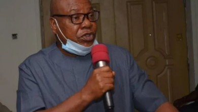 Photo of Abia PDP Chairman, Johnson Onuigbo dies