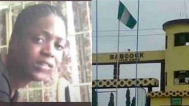 Photo of Babcock university S*x Tape : Female student in viral video gets international scholarship