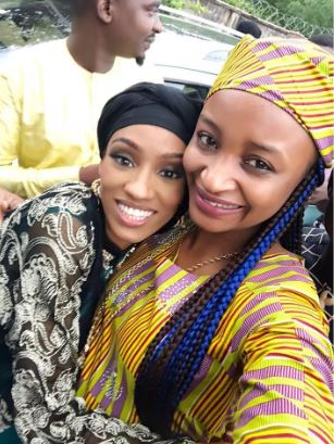 Photo of Di'Ja 'shields' actress Ramaha Sadau from troll who mocked her for being single