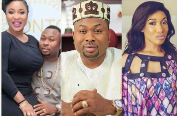 "Photo of ""Radical forgiveness"", See reactions after Tonto Dikeh says she has forgiven her ex-husband"