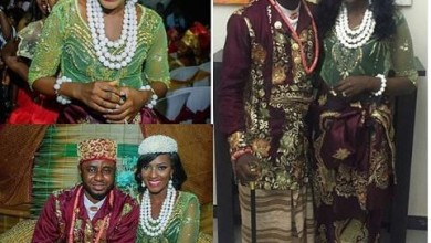 Photo of Nigerian actress, Esther Ene and hubby celebrates 4th wedding anniversary (photo)