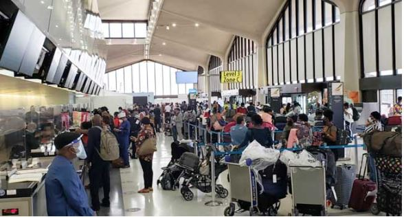Photo of FG evacuates 324 stranded Nigerians From US