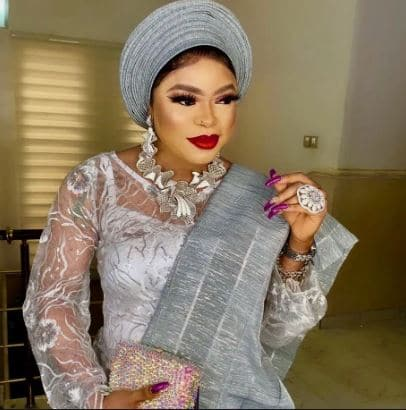 Photo of 'I'm too big to be on big brother' — Bobrisky