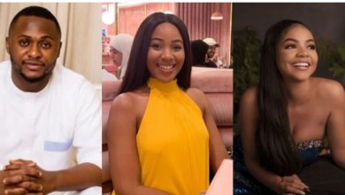 """Photo of """"I need to test my heart to see whether it still works"""" – Ubi Franklin shoots his shot at BBNaija's Nengi and Erica"""
