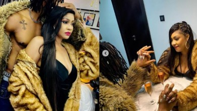 Photo of Newly engaged actress, Angela Okorie shares new cute pictures with her fiance