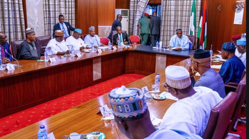 Photo of APC Govs, Leaders converge in Abuja over Edo Election