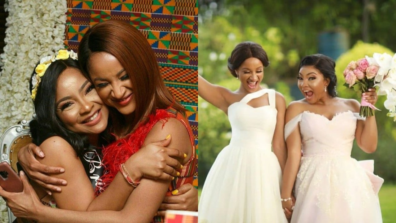 Photo of Actress, Adesua Etomi pens down emotional tribute to her bestfriend, Linda Ejiofor