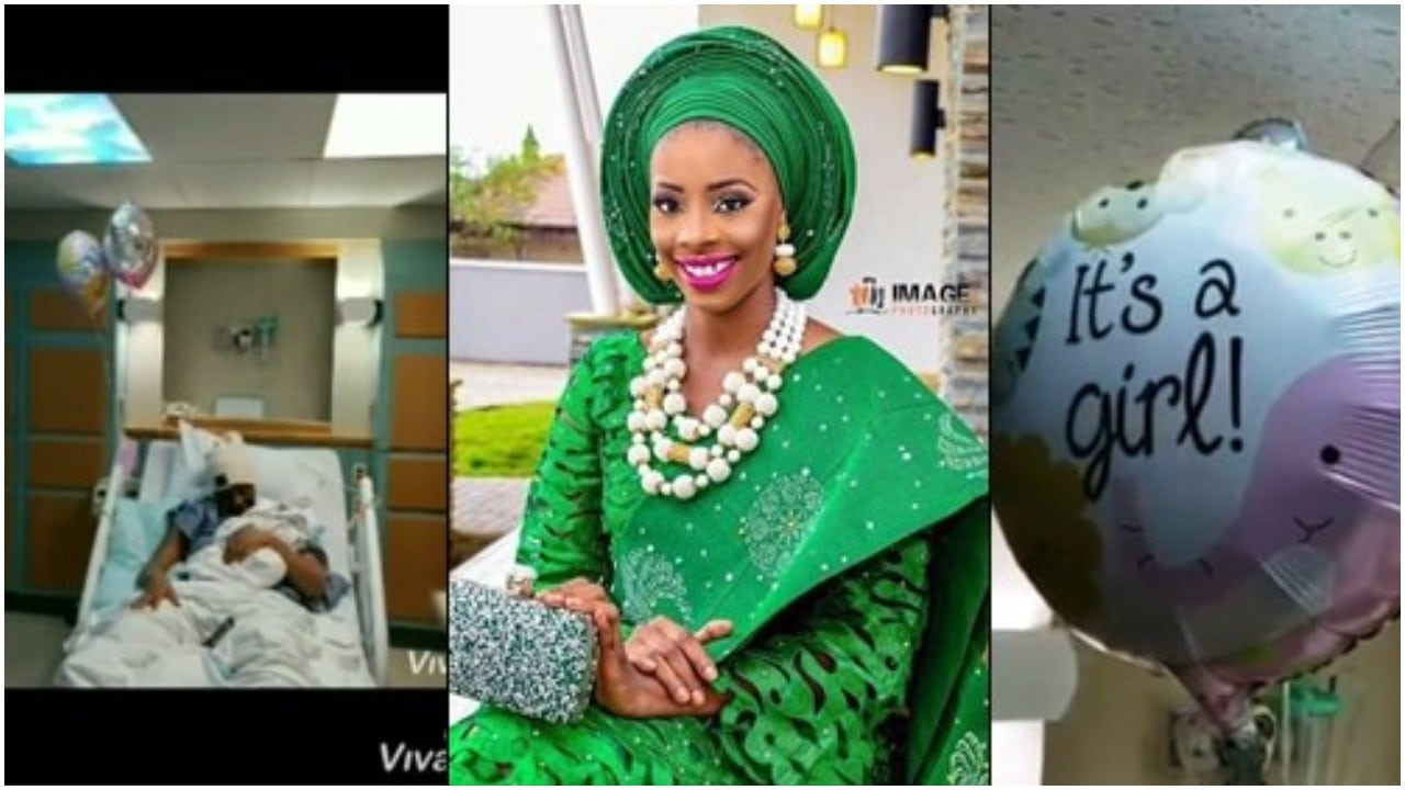 Photo of Nollywood actress, Aisha Lawal reveals her daughter's identity for the first time |Video