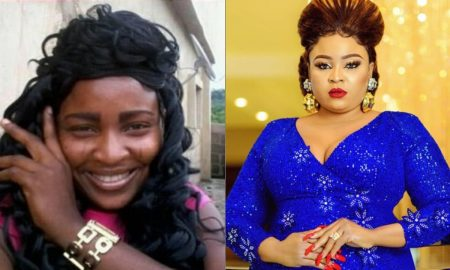 Bimbo Afolayan reveals why she loves her self