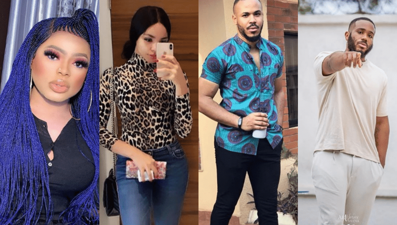 Photo of BBNaija: Bobrisky throws his weight behind Nengi, Ozo and Kiddwaya as he reveals they are his favorites