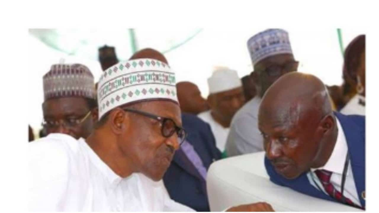 Photo of President Buhari suspends EFCC Boss, Magu
