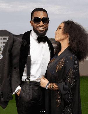 D'banj marks wedding anniversary with wife, Lineo Oyebanjo amidst rape scandal
